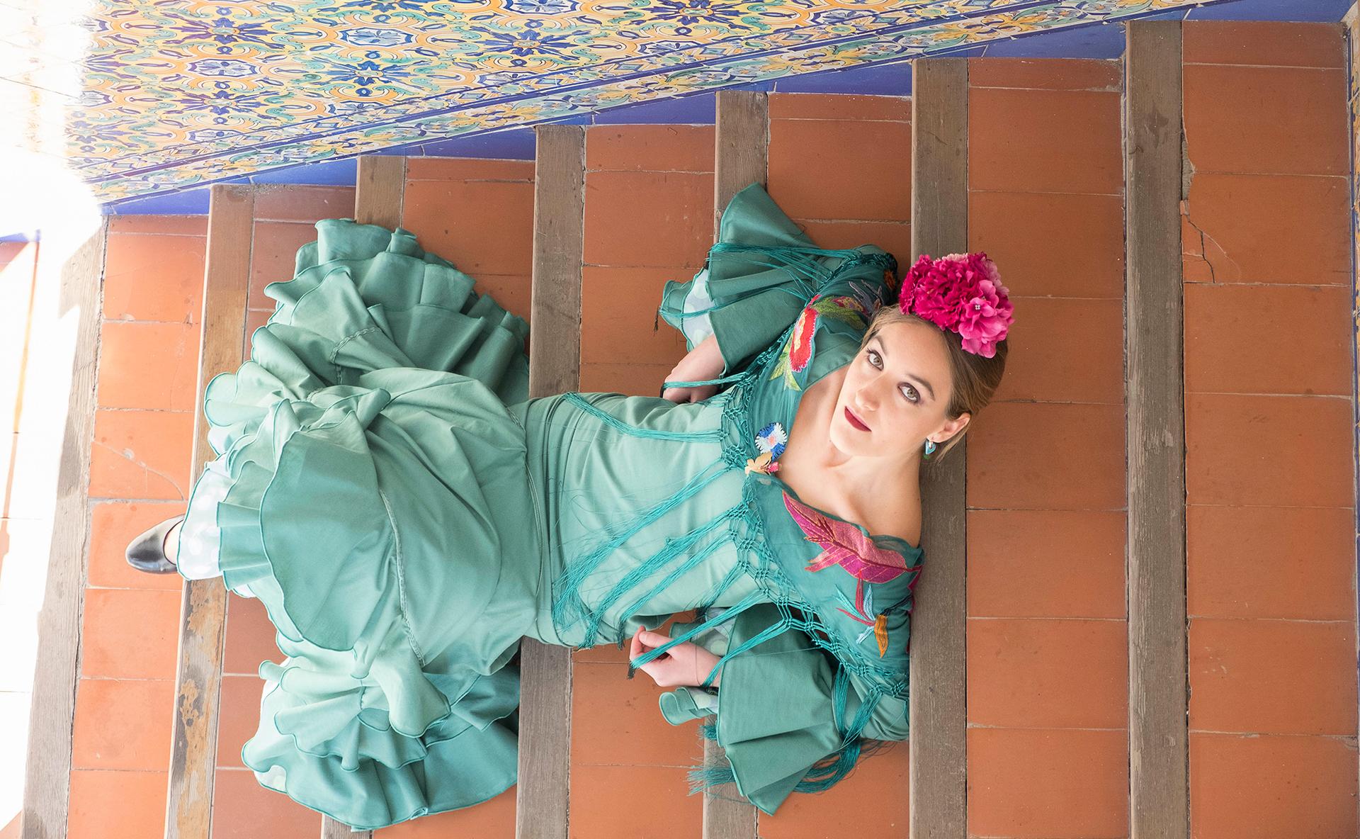adornos para trajes de flamenca