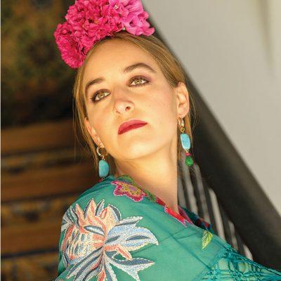 trajes de flamencas para niñas