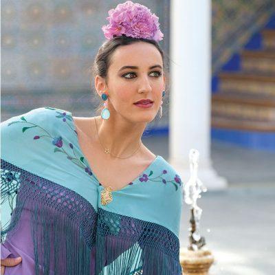 vestidos de flamenca en Tomares
