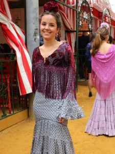 tienda trajes de flamenca Sevilla